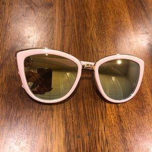 Quay Cat eye sunglasses